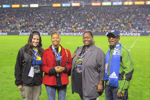 MLS Cup 2011 Responsibility Has Its Rewards sweepstakes for designated drivers grand prize winner