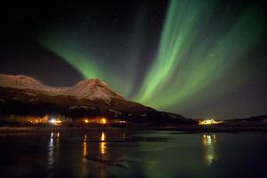 Iceland, northern lights, aurora borealis