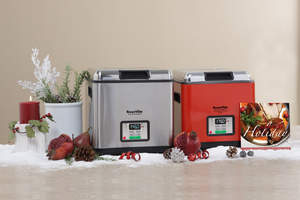 SousVide Supreme, gifts for food lovers, sous vide machine