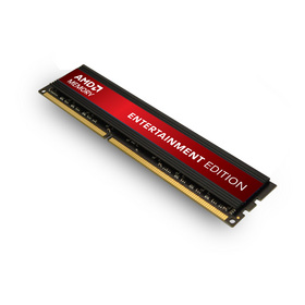 AMD Branded memory provides the perfect match to AMD's APU, CPU and GPU offerings.