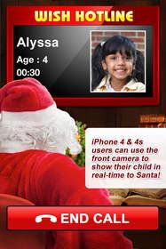 Free Personalized Santa Calls