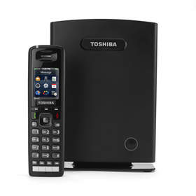 Toshiba's IP4000 series of wireless SIP DECT telephones