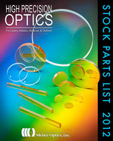The Meller Optics 2012 Stock Parts List