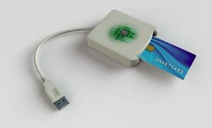 NXP LPC11U00 smart card reader