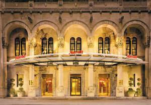 luxury hotel in Manhattan