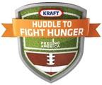 Kraft Huddle to Fight Hunger