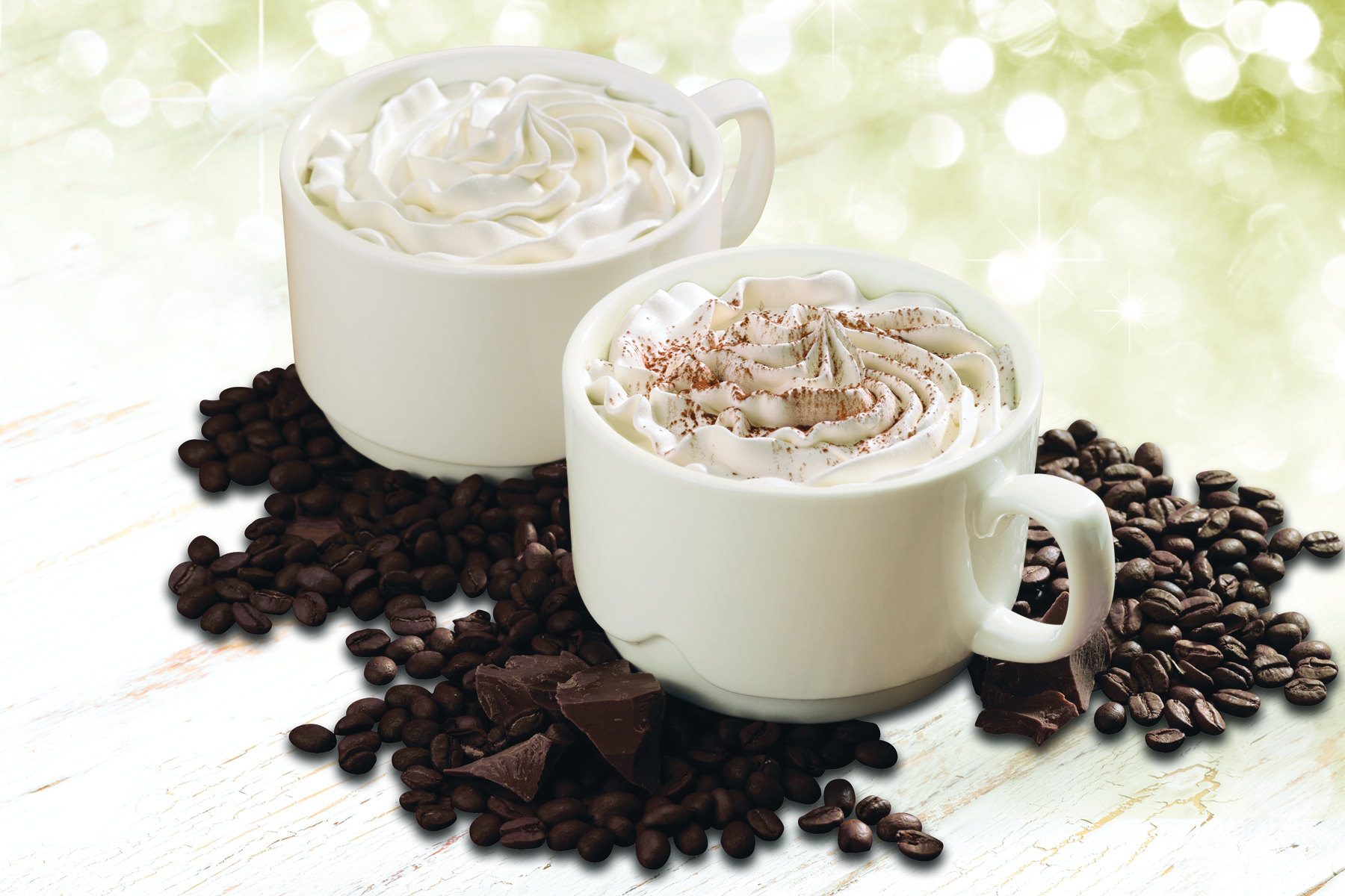 IHOP's delicious French Vanilla and Swiss Mocha coffees offer busy ...