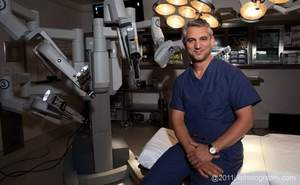 prostate cancer treatment, prostate surgery, robotic surgery, roboticoncology.com