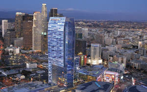 Five Star Hotels in Los Angeles, Spas in Los Angeles