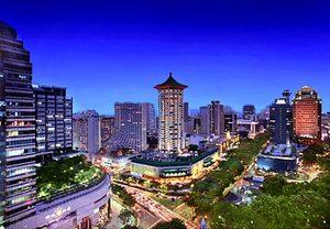 Luxury Singapore Hotel