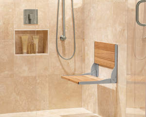 Moen Home Care Fold Down Shower Seat