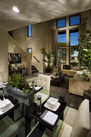 LA condos, new LA townhomes, townhomes in LA, gated townhomes