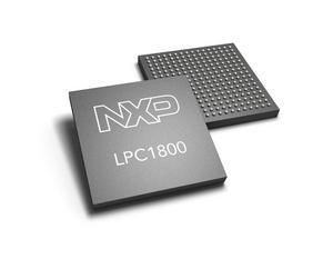 NXP LPC1800 microcontroller