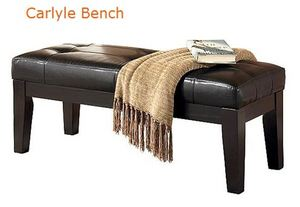 The Carlyle Bench from Ashley Furniture HomeStore