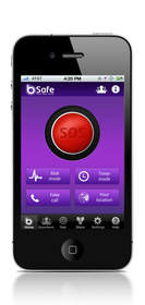 Safety is in your Hands With Free and New bSafe App 3