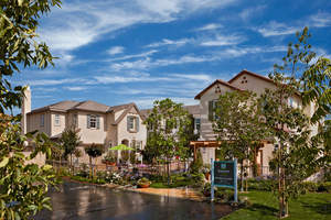 gated Orange County homes, South Coast Plaza, central OC location, new OC homes