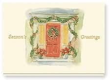 Holiday Welcome Christmas Card