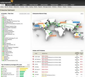 SolarWinds Network Management Products Now More Integrated and ...