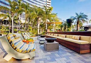 downtown San Diego hotel