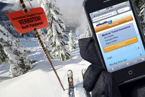 Compare travel insurance policies side-by-side at eHealthInsurance.com