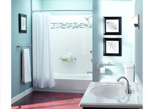 Moen Home Care Grab Bars with Accessories