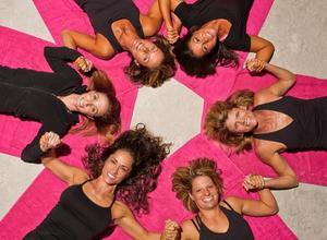 women's fitness retreat, girlfriend getaway package, women's fitness vacation, weight loss retreat