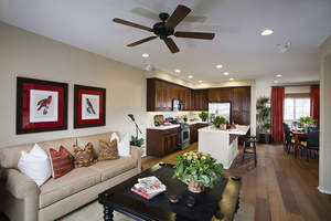 Irvine townhomes, new Irvine townhomes, Irvine new homes, Villages of Irvine