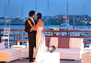boston harbor wedding venues