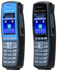Polycom SpectraLink 8452 combines a mobile phone, pager and barcode scanner with Web access to improve employee responsiveness and productivity in healthcare, retail, manufacturing, and hospitality environments