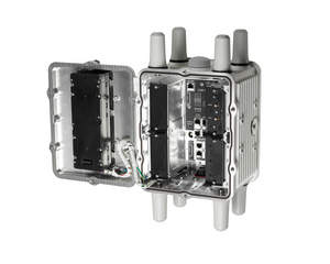 The new Cisco Connected Grid 1000 Series Router is ruggedized for the utility environment.