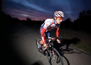 SPY rider, Matthew Busche, 2011 U.S. National Pro Road Race Champion and Team RadioShack-Nissan-Trek member