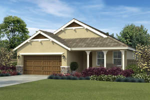 new single-story Elk Grove homes, new Elk Grove single-story homes, William Lyon Homes
