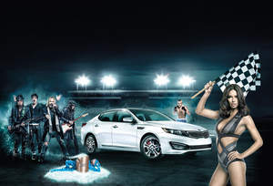 David&Goliath Returns to the Big Game in 2012 With New Campaign for Kia Motors