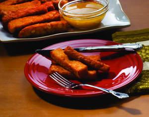 Willow's Chickpea Fries