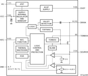NXP SSL2108X