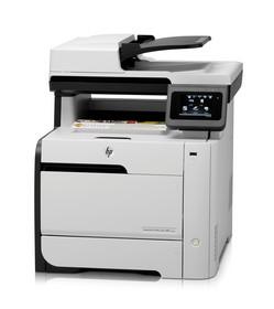 HP LaserJet Pro 400 color MFP M475