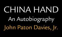 Author John Paton Davies, Jr.