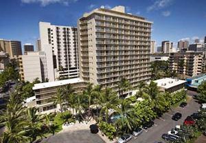 Waikiki beach hotel offer