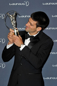 Laureus World Sports Awards, Laureus, sports awards, Novak Djokovic, athletes, celebrities, London