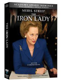 The Iron Lady, Meryl Streep, Anchor Bay Entertainment, The Weinstein Company, 2012 Academy Awards