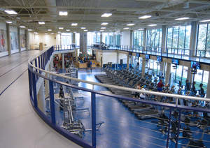 Angelo State University Center for Human Performance; fusion facility; recreation center