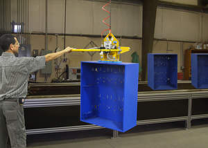The Anver VPFL4 Compressed Air Powered Vacuum Lifter