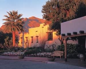 Westward Look Wyndham Grand Resort and Spa in Tucson, Ariz.