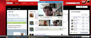 Virgin Media Employees Using Cisco Quad and Cisco WebEx