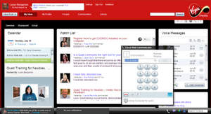 Virgin Media Employee on Quad, Cisco's Social Business and Collaboration Platform