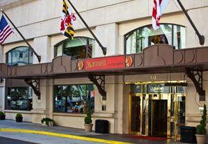 Hotels Near Verizon Center