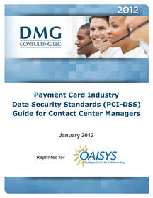 PCI-DSS Guide for Contact Center Managers