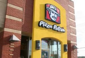 Pizza Patron the Latino pizza brand