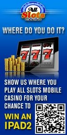All Slots Casino - Where do u do it?