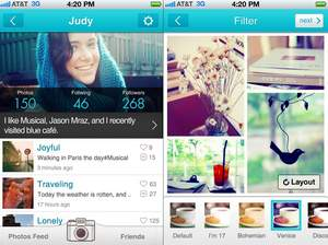 Korean smart mobile company KTH Pudding.to
